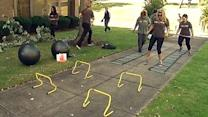 Company helps employees stay fit on the job