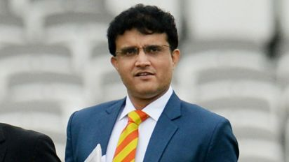 Sourav Ganguly refuses to comment on Kumble's 'untenable' remark
