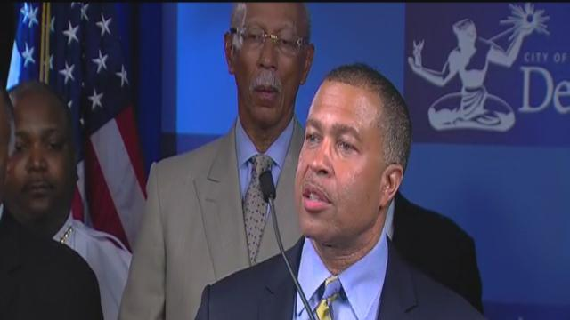 James Craig introduced as Detroit Police Chief
