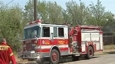 Fire Crews Keeping Eye Out For Flare-Ups