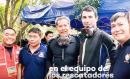 Un buzo español, entre los que ayudan en el rescate de los niños atrapados en Tailandia