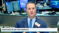 This NYSE trader doesn't buy the low volume rally in stocks today