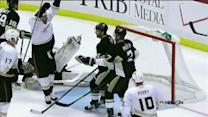 Ryan Getzlaf scores off feed from Ben Lovejoy