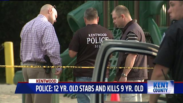 9-Year-Old Dies After Being Stabbed at Playground