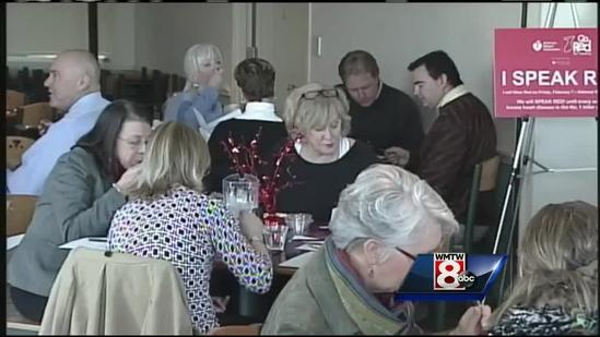 'Go Red for Women' luncheon includes healthy meals