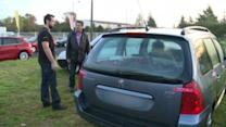 Inquiry over baby in car boot