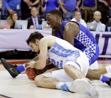 Kentucky, North Carolina lead AP's all-time Top 100