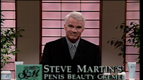 Steve Martin's Penis Beauty Creme: Apply As Needed