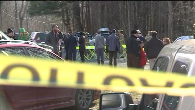Lawmakers Approve Bill To Withold Newtown School Massacre Records