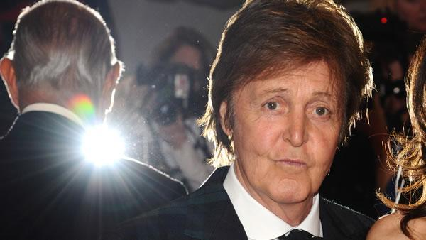 Paul McCartney will play the final show at Candlestick Park