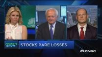 Stock strategy after Yellen comments