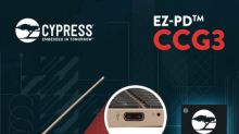 LG Selects Highly Integrated Cypress USB-C Solution for Ultra-Lightweight Notebook