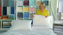 Martha Stewart Makes the Most Comfortable Bed