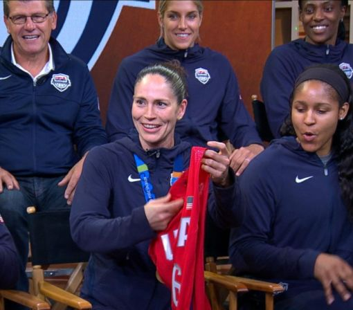 US Olympic Women's Basketball Team Going for 6th Gold Medal