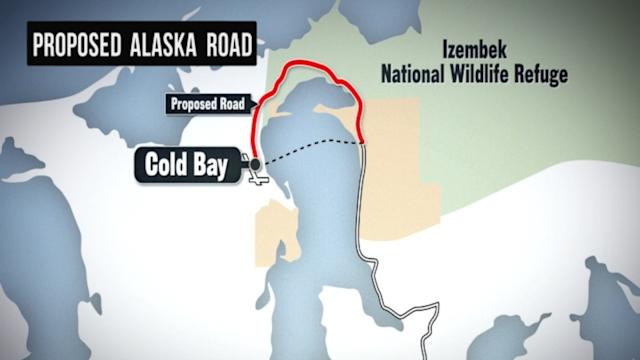 Alaska: Not the 'Bridge to Nowhere' but a 'Road to Somewhere'