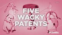 Five hilarious patents from the past