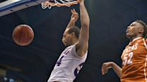 High-Flying Jayhawks Dunk All Over Texas