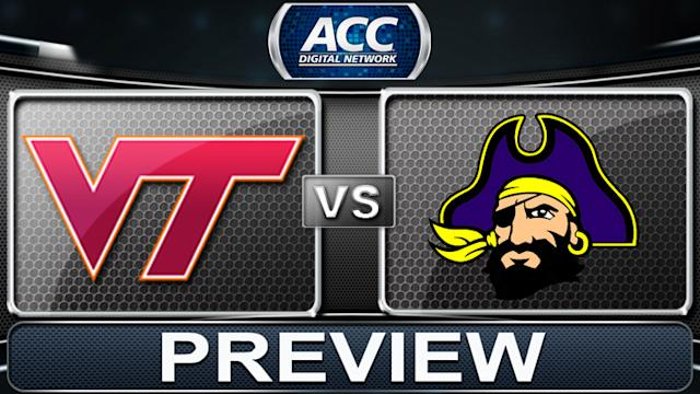 Virginia Tech vs East Carolina Preview