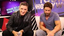 Gerard Butler and Craig Ferguson Tell Some Jokes