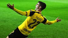 Christian Pulisic leads Dortmund into Champions League quarterfinals with goal and assist