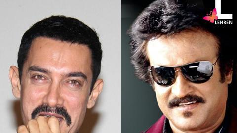Aamir & Rajnikanth Team Up!