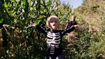 'Our Little Family': Navigating a Corn Maze Hamill Style