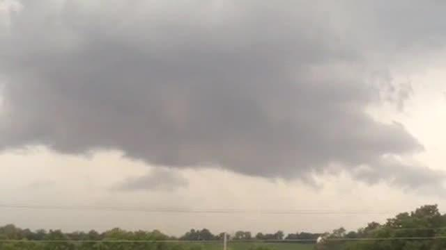 Storms over western Stark County