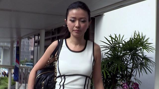Serina Wee heads to court in style