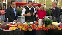 Tyler Florence's ultimate tailgate party