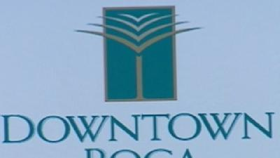 Boca Raton Leaders: 'It's Happening' Downtown