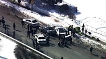 3 shot in police pursuit on Dan Ryan Expressway