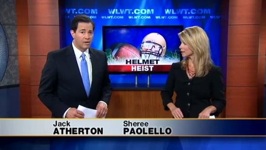 Helmets stolen from Middletown youth football league