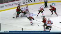Minnesota Wild strike twice in 33 seconds