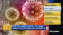 CNBC update: US Olympic Committee addresses Zika concerns