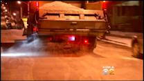 Some Still Waiting For Plow Trucks As Crews Worry About Possible Re-Freeze