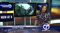 911 tapes released from bus crash