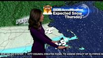 WBZ AccuWeather Morning Forecast For March 4