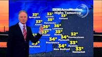 WBZ AccuWeather Afternoon Forecast For March 6