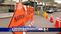 DIA Construction Could Make Passenger Drop Off Difficult This Weekend