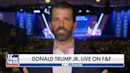 Donald Trump Jr. accuses Democrats of hoping coronavirus 'kills millions of people'