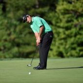 Reed two ahead at Barclays as Ryder Cup spot looms