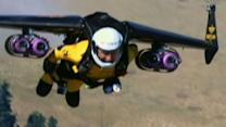 Jetman Conquers Grand Canyon, Swiss Alps