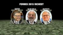 Index: Forbes List of the World's Richest