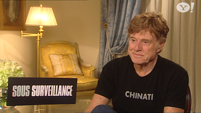 Robert Redford : interview exclusive
