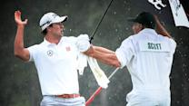 Adam Scott recalls 2013 Masters biggest shots