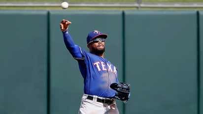 Fantasy lottery ticket: Hello, Delino DeShields