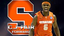Syracuse's C.J. Fair Has Huge Game on Senior Night vs Georgia Tech