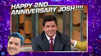 'GMA' Play of the Day: Josh's 2-Year Anniversary