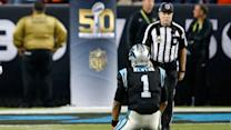 RADIO: Why did Cam not dive on the football?