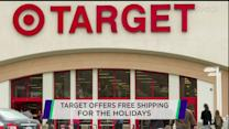 Target already has holiday in focus